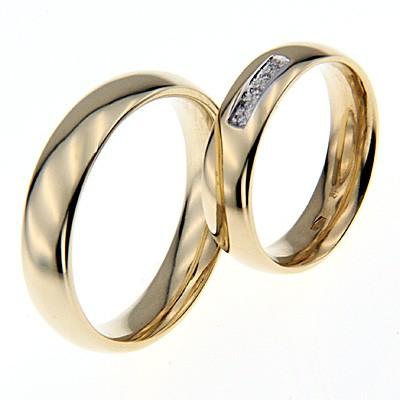 Obrączki złote OBR_10Z